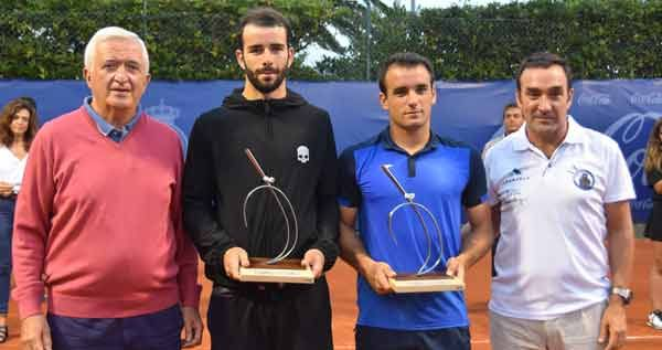 final dobles itf world tennis tour donostia